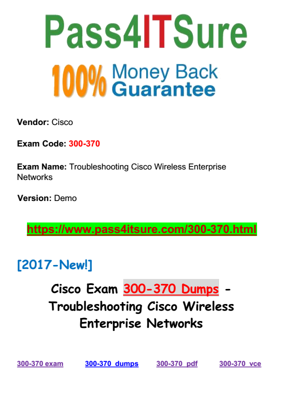 CCNP Wireless - Download Free VCE Files: CCNA, A+ Certification